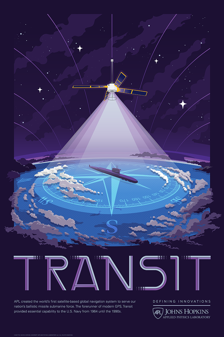 Defining Innovations Poster #3: Transit