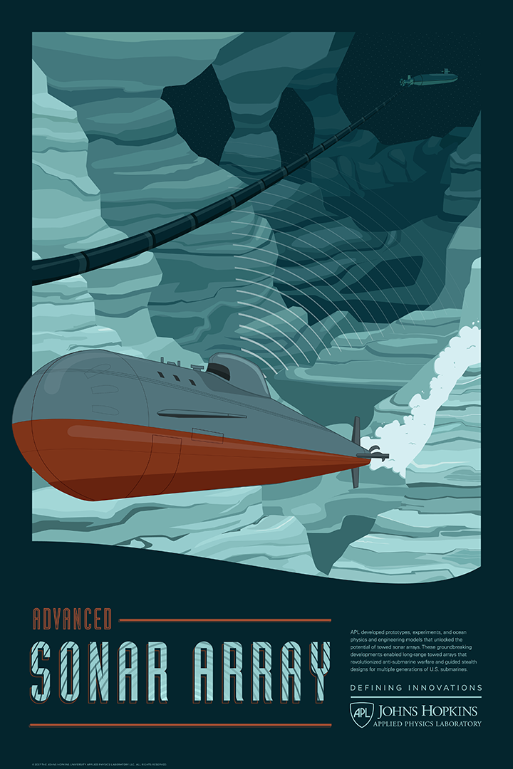 Defining Innovations Poster #5: Sonar Array