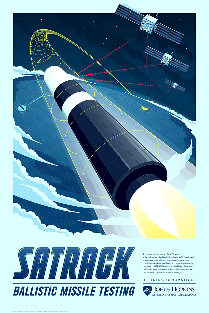 Defining Innovations Poster #6: SATRACK