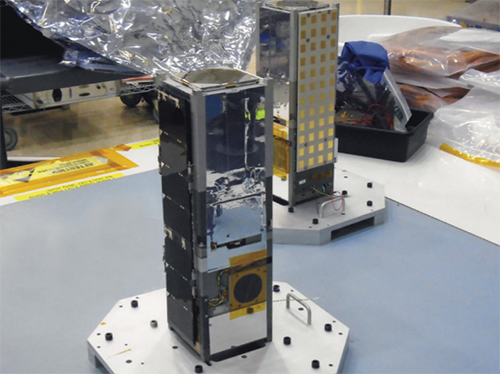 The twin CubeSat Assessment and Test