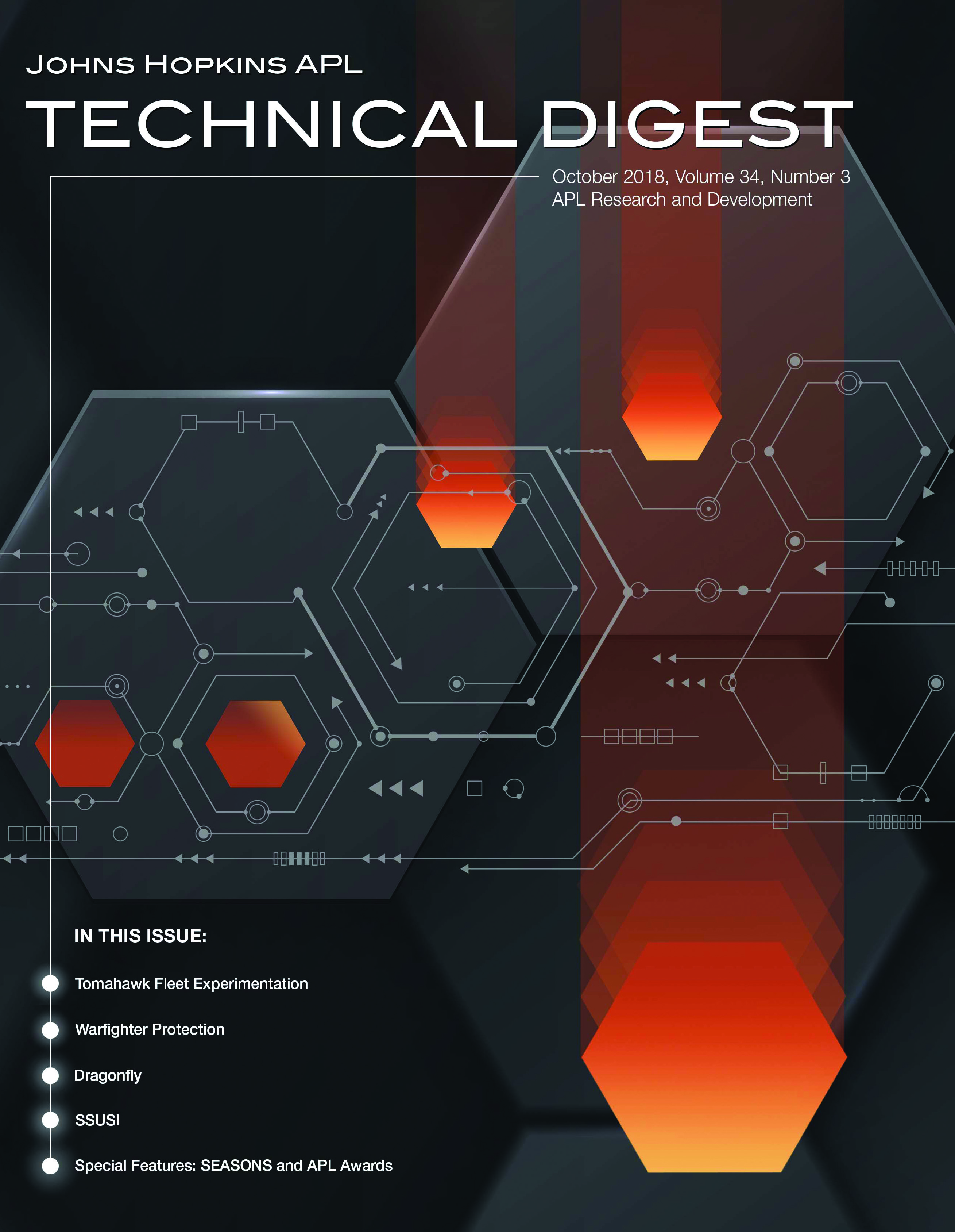 Technical Digest cover