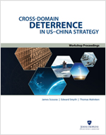 Cover of Cross-Domain Deterrence in U.S.–China Strategy: A Workshop Report