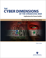 Cover of The Cyber Dimensions of the Syrian Civil War