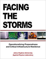 Cover of Facing the Storms: Operationalizing Preparedness and Critical Infrastructure Resilience