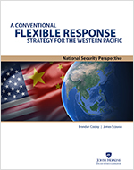 Cover of A Conventional Flexible Response Strategy for the Western Pacific
