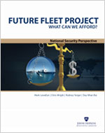 Cover of Future Fleet Project. What Can We Afford?