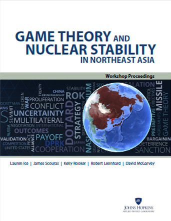 Cover of Game Theory and Nuclear Stability in Northeast Asia