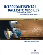 Cover of Intercontinental Ballistic Missiles and their Role in Future Nuclear Forces