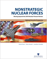 Cover of Nonstrategic Nuclear Weapons