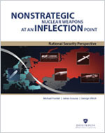 Cover of Nonstrategic Nuclear Weapons at an Inflection Point