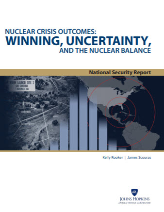 Cover of Nuclear Crisis Outcomes