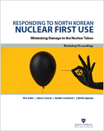 Cover of Responding to North Korean Nuclear First Use: Minimizing Damage to the Nuclear Taboo