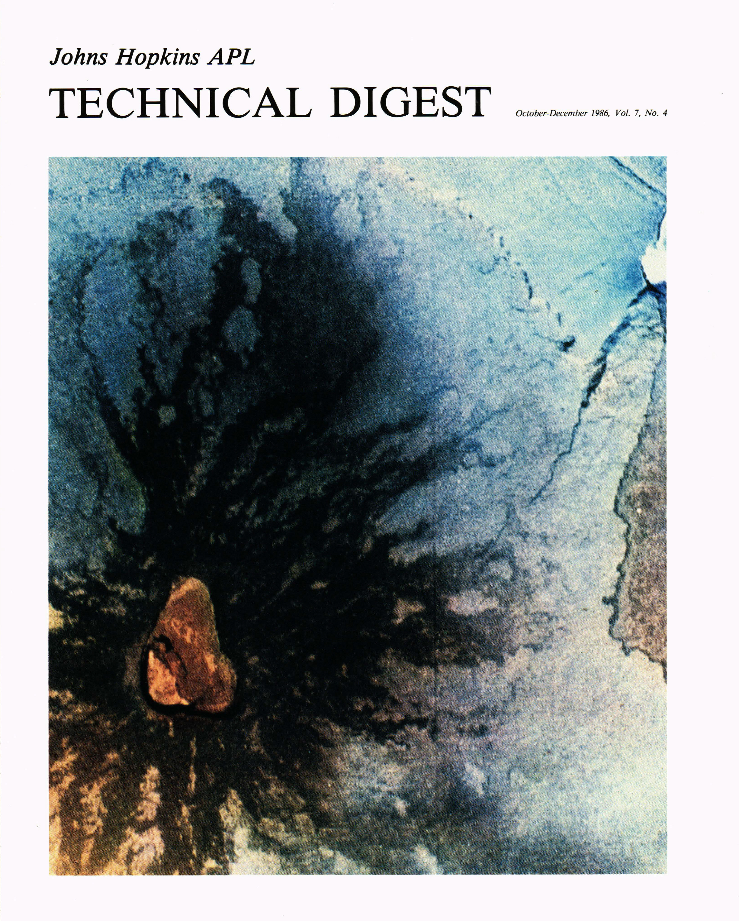 Tech Digest Vol.7 Num.4 Cover