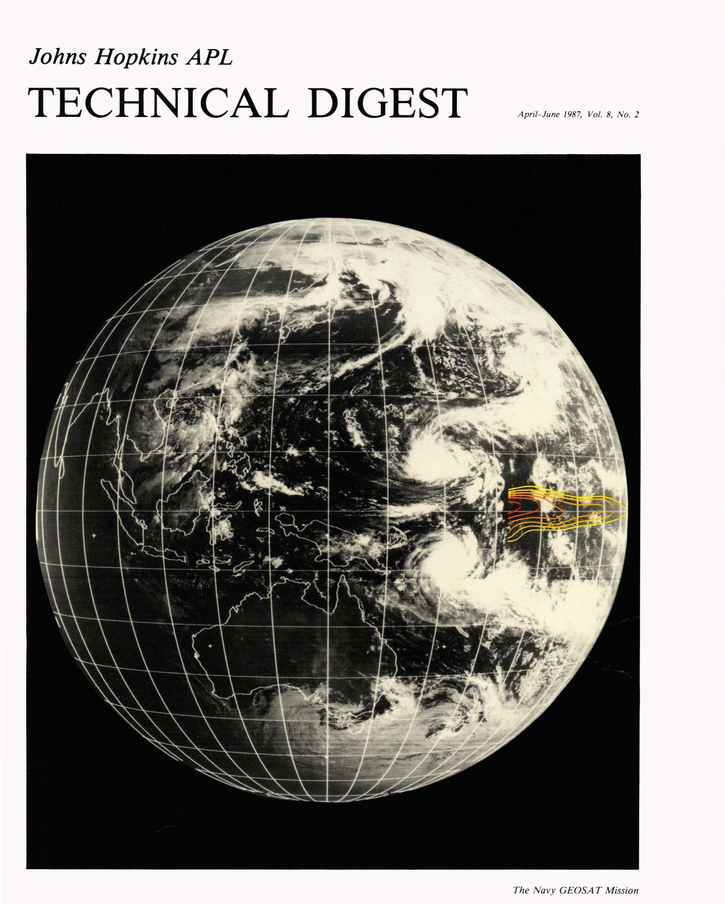 Tech Digest Vol.8 Num.2 Cover