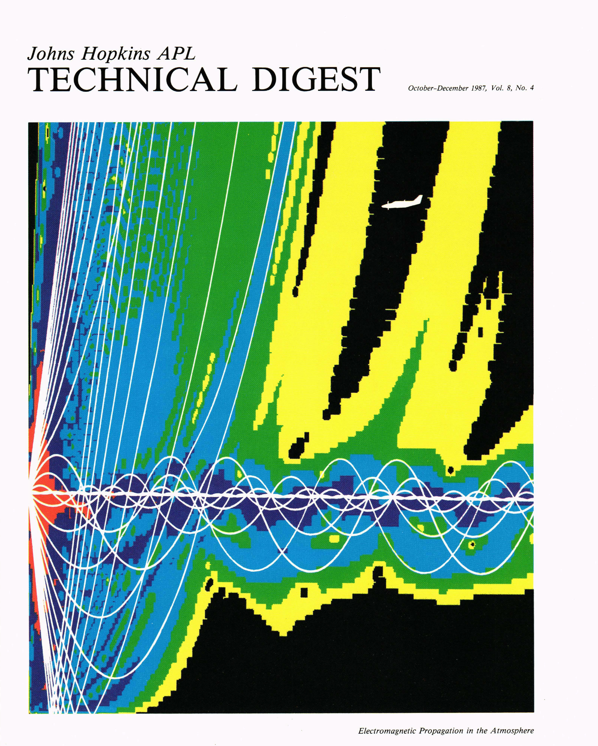 Tech Digest Vol.8 Num.4 Cover