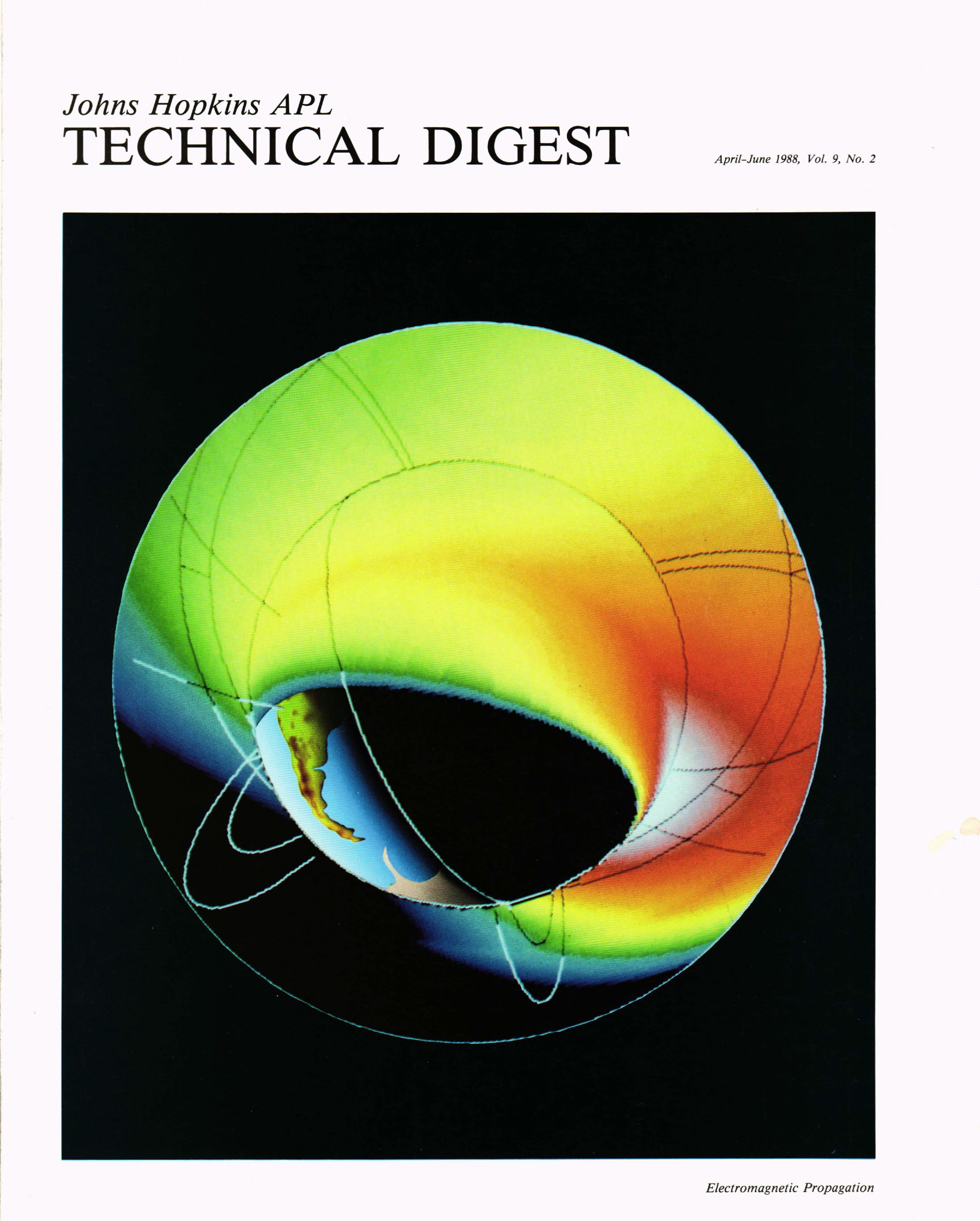 Tech Digest Vol.9 Num.2 Cover