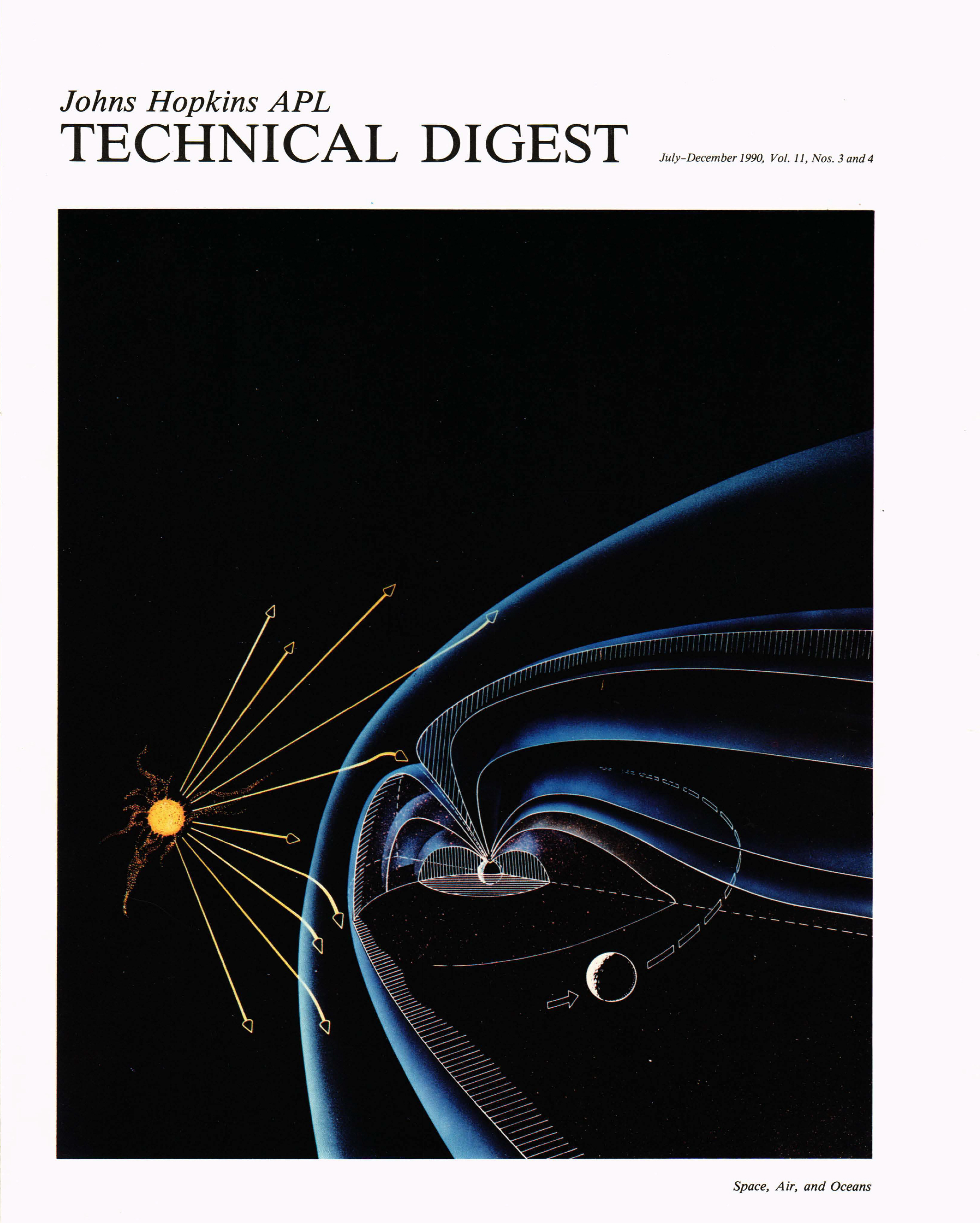 Tech Digest Vol.11 Num.3-4 Cover