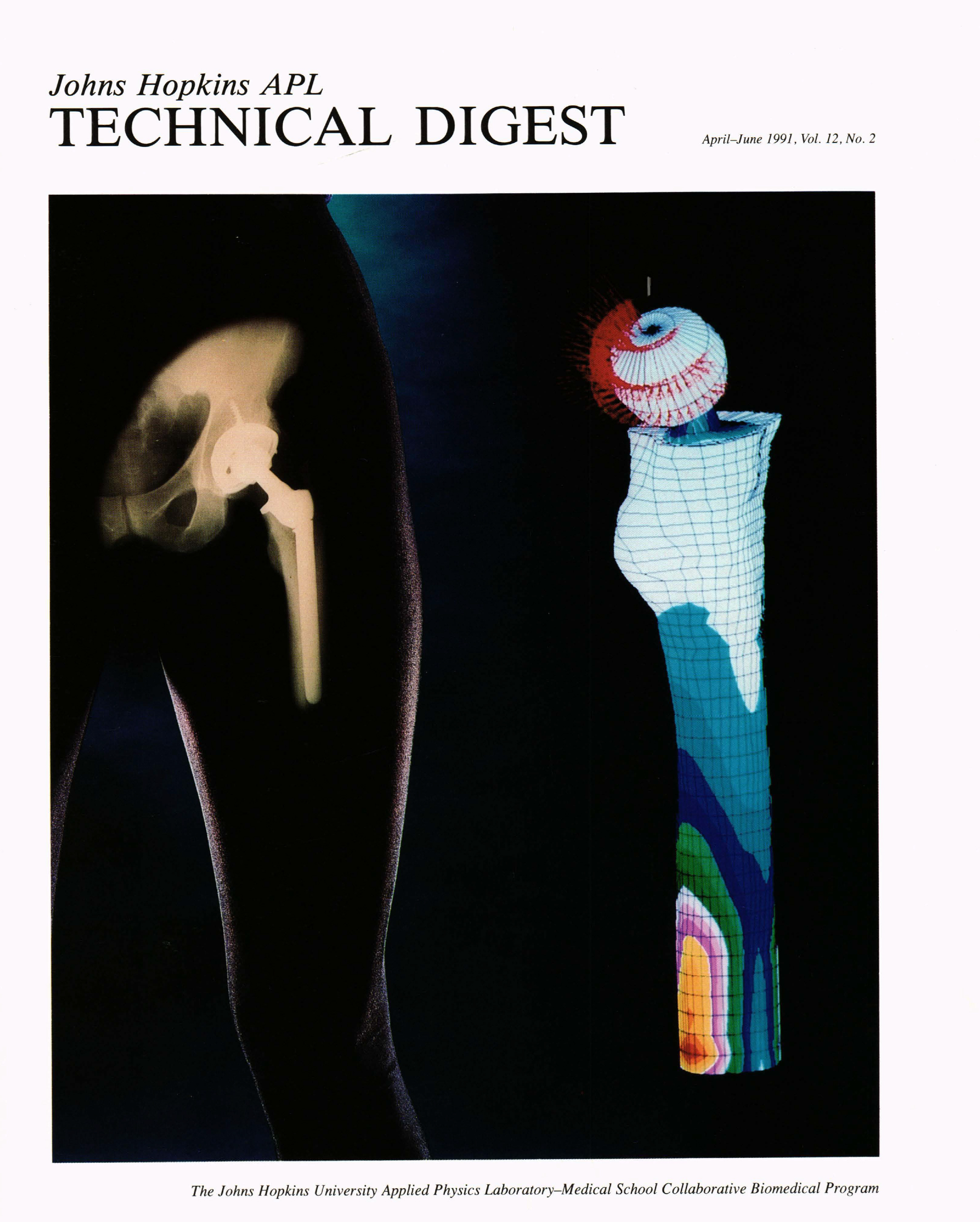 Tech Digest Vol.12 Num.2 Cover