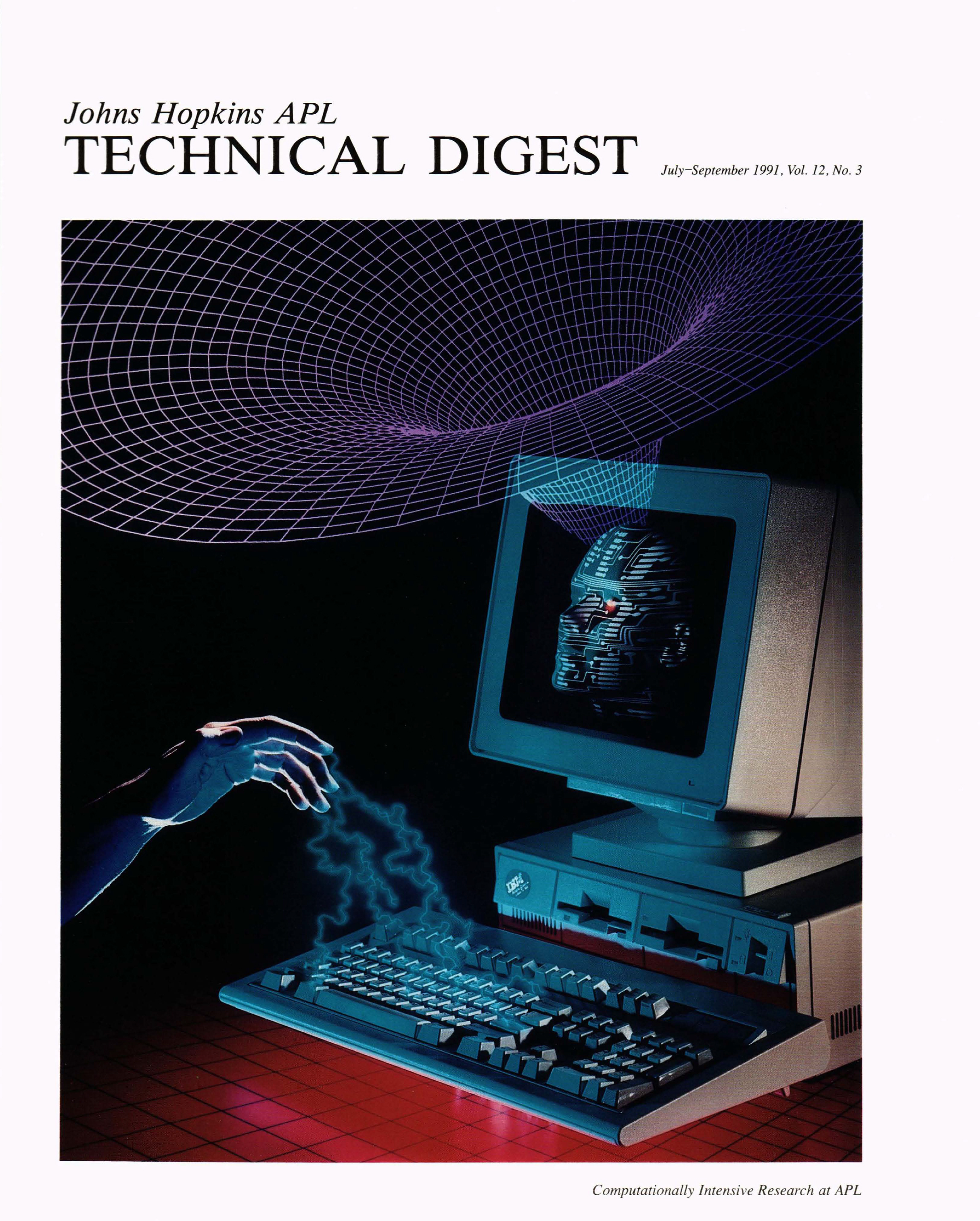 Tech Digest Vol.12 Num.3 Cover
