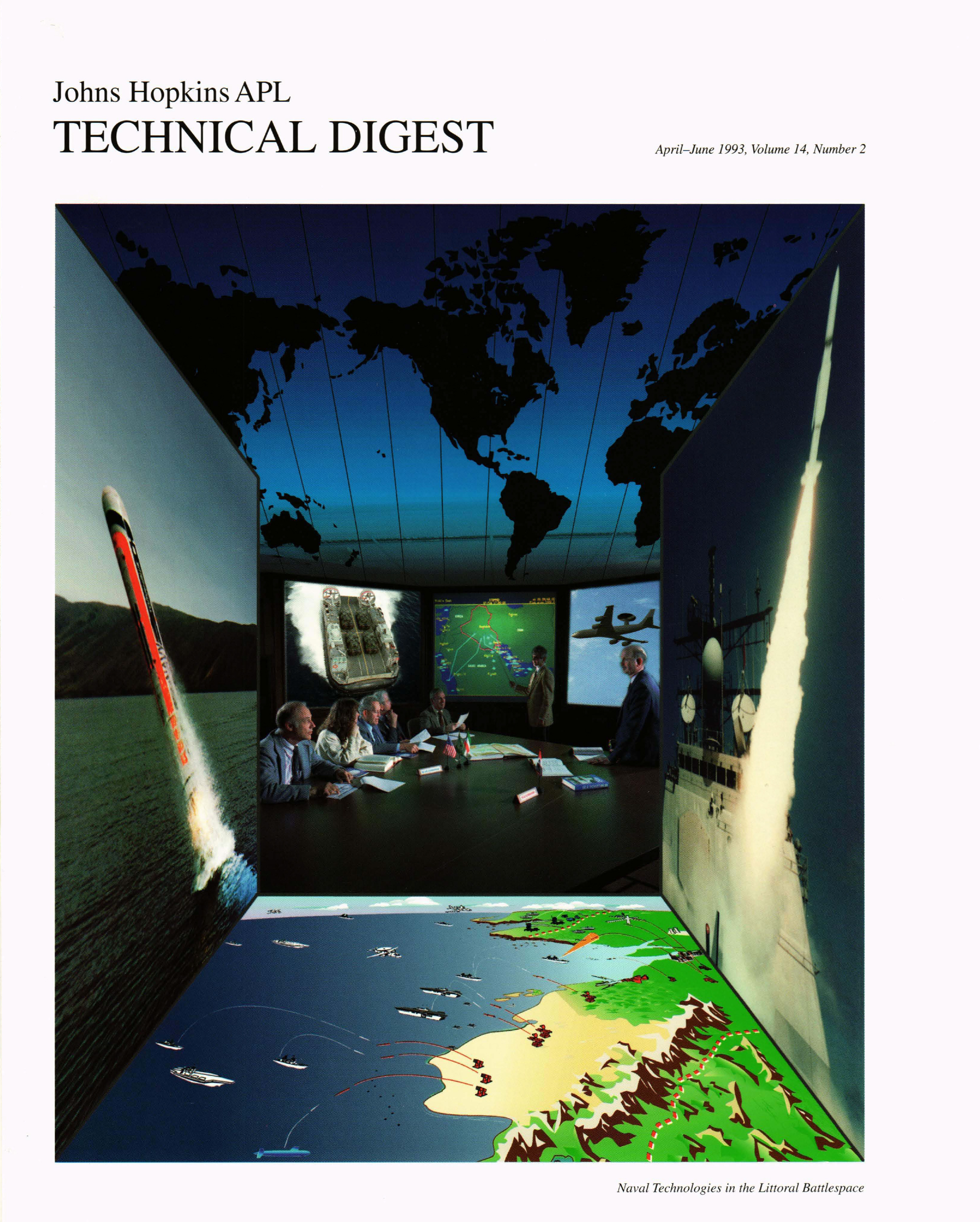 Tech Digest Vol.14 Num.2 Cover