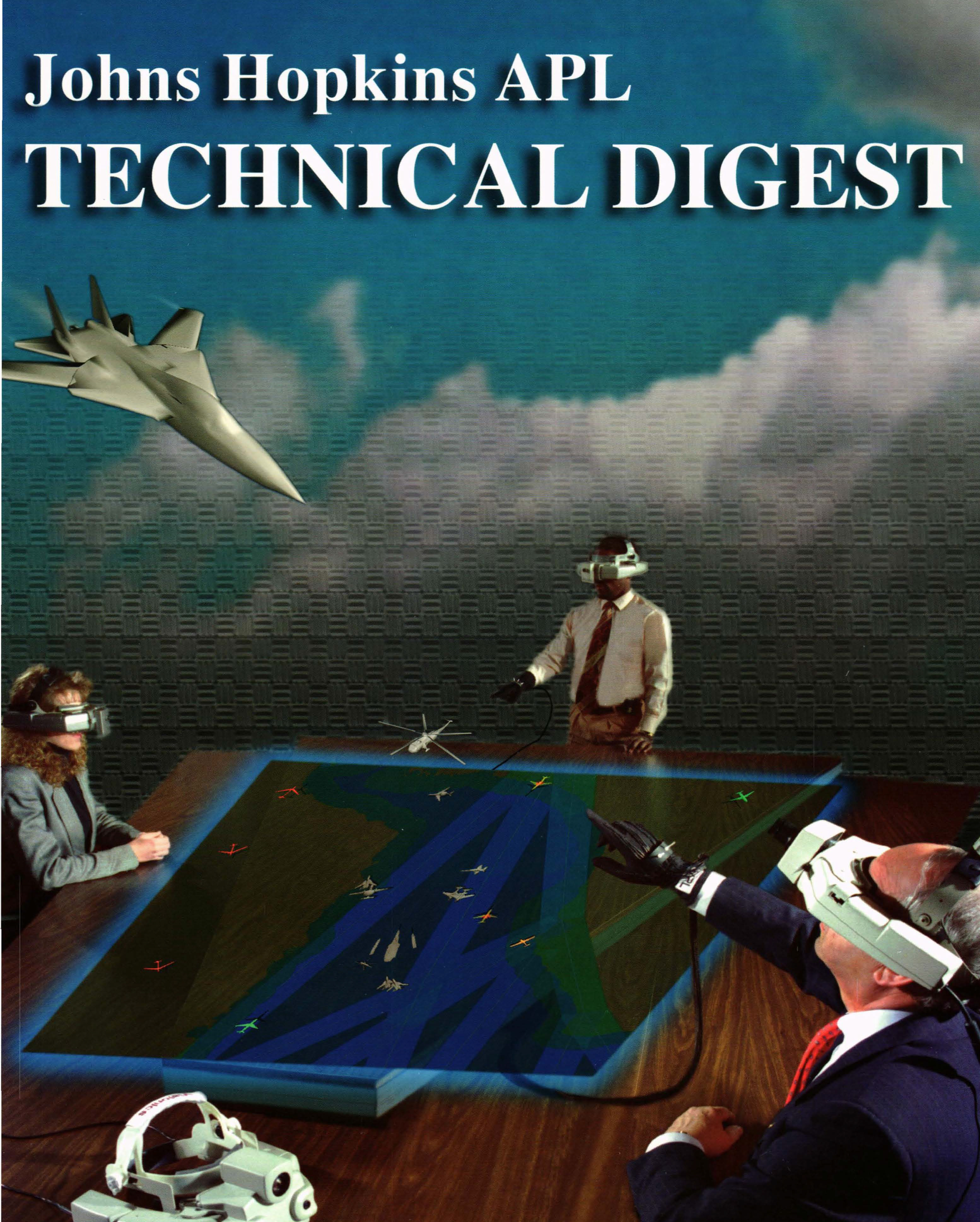 Tech Digest Vol.15 Num.2 Cover