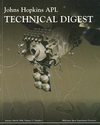 Tech Digest Vol.17 Num.1 Cover