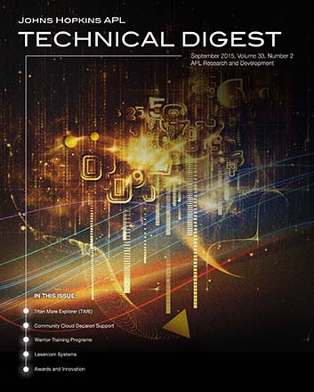 Tech Digest Vol.33 Num.2 Cover